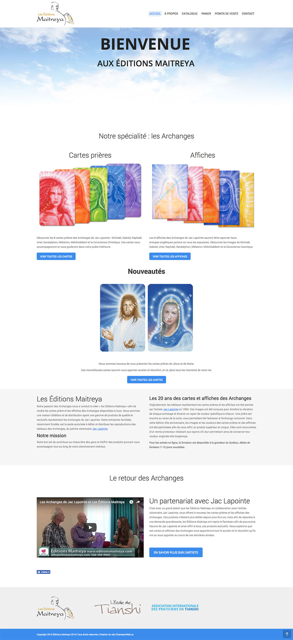Editions Maitreya