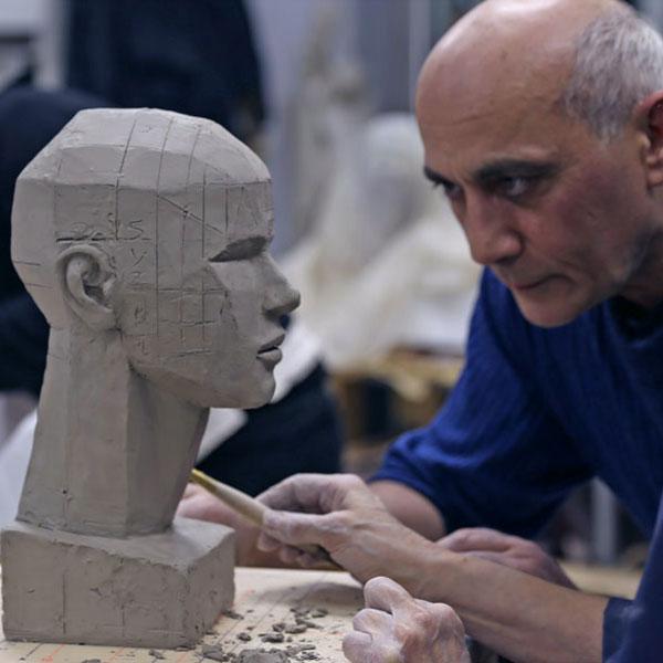 sculpture coudari